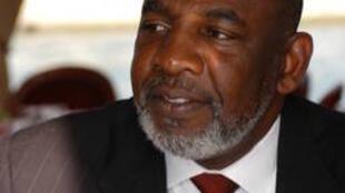 Cheick Modibo Diarra, candidat RPDM à l'élection présidentielle du Mali.