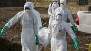 Maafa mashariki mwa DRC kwa sababu ya Ebola