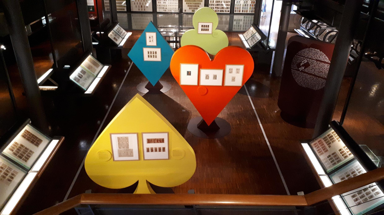 Bảo tàng các trò chơi đánh bài của Pháp, Issy-les-Moulineaux.