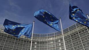 EUROPE-COMMISSION-siège commission européenne.