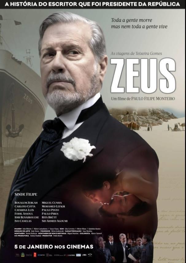 Cartaz português do filme Zeus