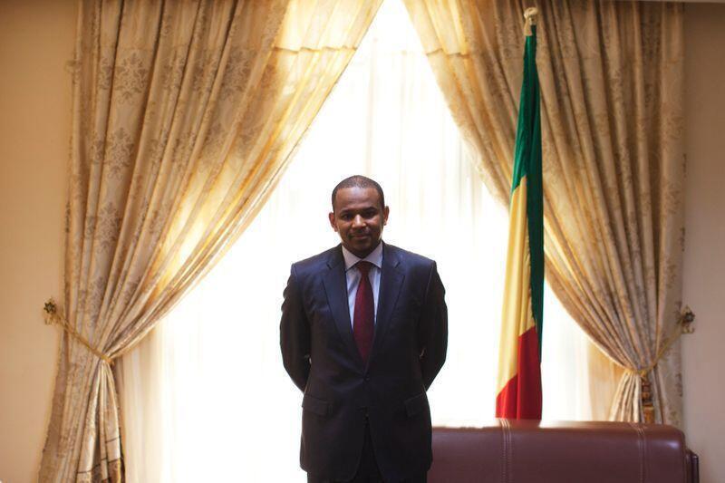 Waziri Mkuu wa zamani wa Mali Boubou Cissé