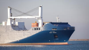 Un bateau cargo. (Image d'illustration)