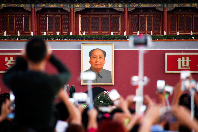 Em 9 em setembro de 1976 morreu Mao Tsé-tung