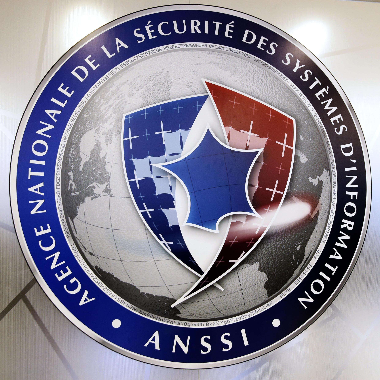 Эмблема Национального агентства по безопасности информационных систем (ANSSI)