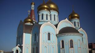 Кафедральной собор Казанской иконы Божьей матери, Чита