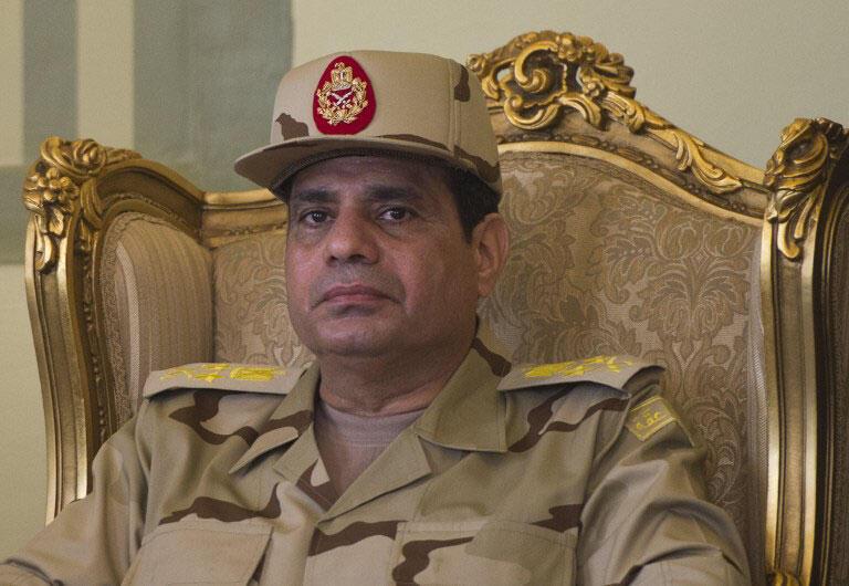 Abdel Fatah al-Sissi ataka jeshi kurejesha utulivu Sinai.
