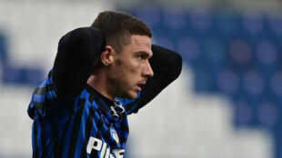 Robin Gosens had a goal ruled offside as Atalanta failed to score for the first time this season in Serie A.