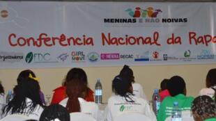 Conferência Nacional da Rapariga em Maputo