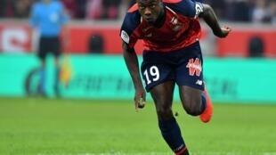 L'Ivoirien Nicolas Pépé.