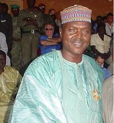 Abouba Ganda, shugaban hukumar kokowa a Jamhuriyar Niger