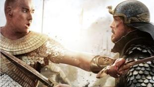 L'Affiche de «Exodus», le film de Ridley Scott.