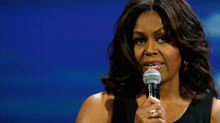 Michelle Obama, primeira dama norte-americana