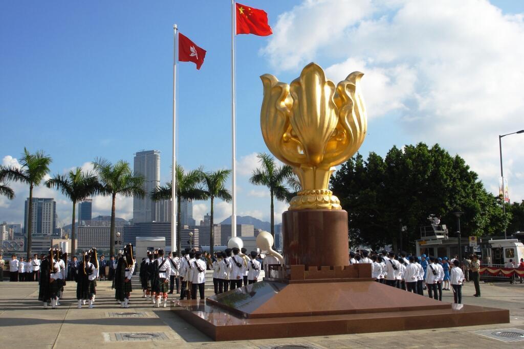 香港金紫荊廣場