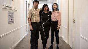 Après un combat de 19 ans, la Cour de cassation a reconnu la filiation entre Sylvie et Dominique Mennesson et leurs filles.