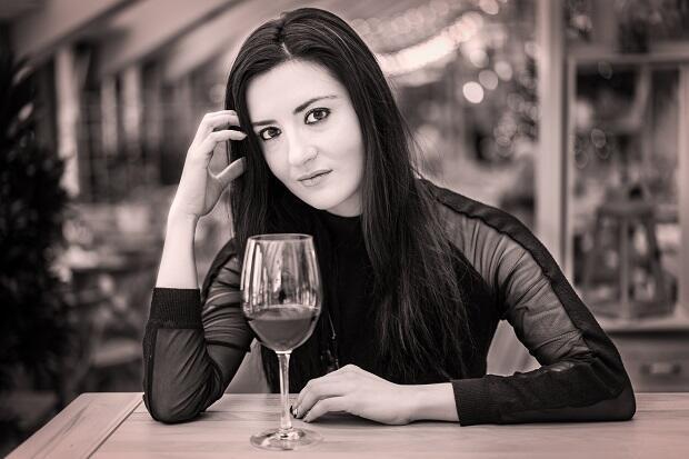 Писательница Алиса Ганиева