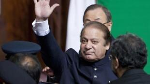 Премьер-министр Пакистана Наваз Шариф принял приглашение нового премьера Индии Нарендры Моди побывать в Дели на церемонии присяги главы правительства 26 мая 2014