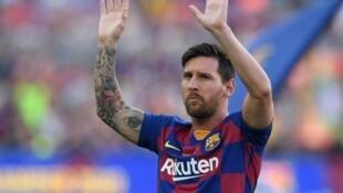 Messi reste finalement au FC Barcelone.