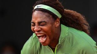 Williams beat Mihaela Buzarnescu in three sets in the second round