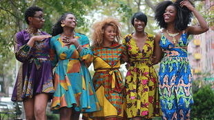 La mode africaine.