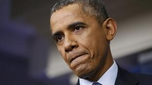 O presidente dos EUA, Barack Obma.