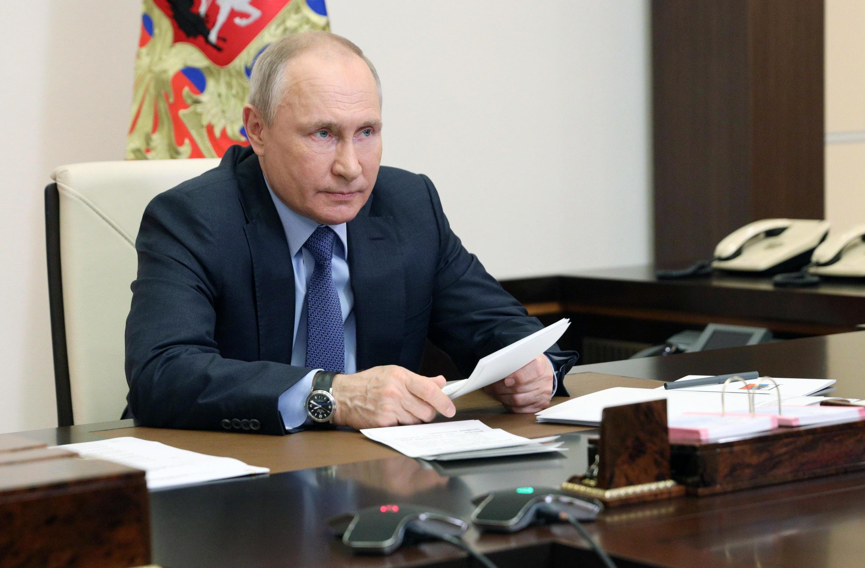 vladimir poutine russie