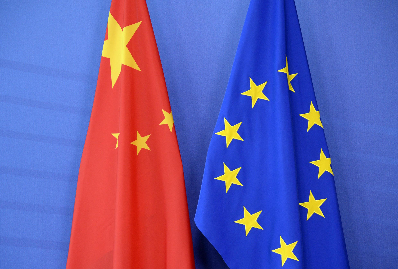 Ảnh minh họa: Thượng đỉnh trực tuyến Liên Hiệp Châu Âu - Trung Quốc mở ra ngày 14/09/2020 tập trung bàn về kinh tế.