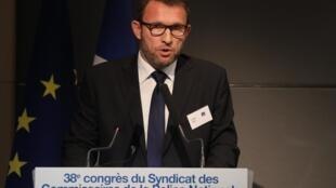 David Le Bars, secrétaire général du SCPN.