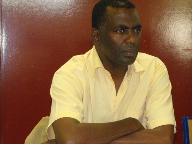 Biram ould Abeid, l'un des leaders de l'ONG IRA dont la condamnation a été confirmée en appel. Photo non datée