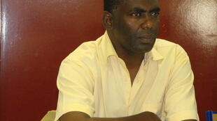 Le dirigeant de l'IRA, Biram Ould Dah Ould Abeid (photo non datée).
