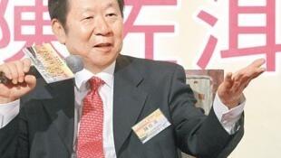 炮轟香港司法界的前京官陳佐洱