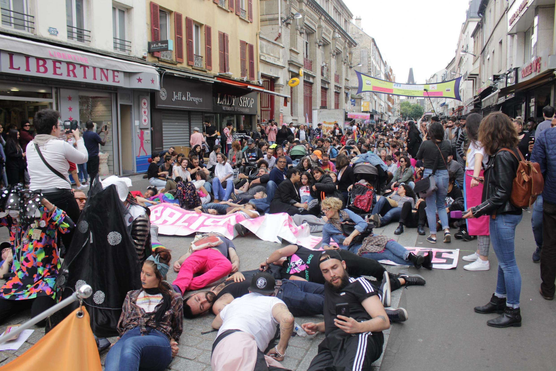 Evento reuniu cerca de 1500 manifestantes.