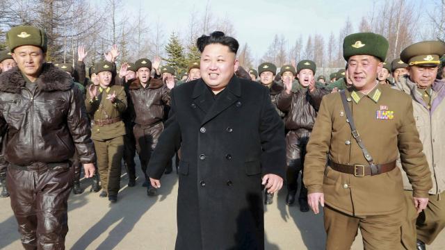 Bình Nhưỡng đòi Liên hiệp Quốc lên án Mỹ trên hồ sơ nhân quyền - REUTERS /KCNA