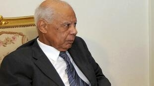O economista liberal Hazem al-Beblawi, ex-ministro das Finanças do Egito.