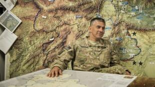 Le général Stephen Townsend, commandant de l'Africom depuis juillet 2019 (image d'illustration).