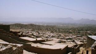 Sur les hauteurs de Kaboul