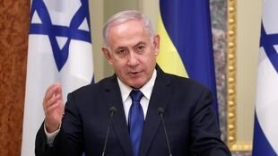លោក Benyamin Netanyahu នាយករដ្ឋមន្រ្តីអ៊ីស្រាអែល