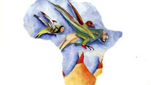 La couverture du livre «Retour au paradis» par Breyten Breytenbach