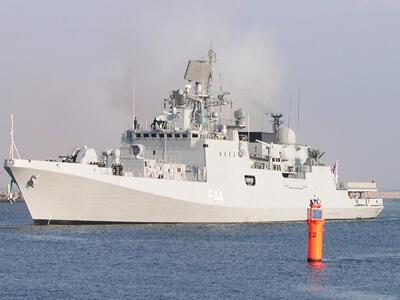Tàu chiến lớp G của hải quân Ấn Độ ( http://indiannavy.nic.in)