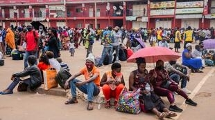 Kigali Covid Confinement