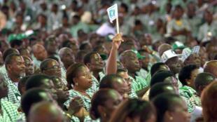 Ouverture d'un congrès du PDC en Côte d'Ivoire (archive).