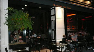 Restaurant Toro en París;
