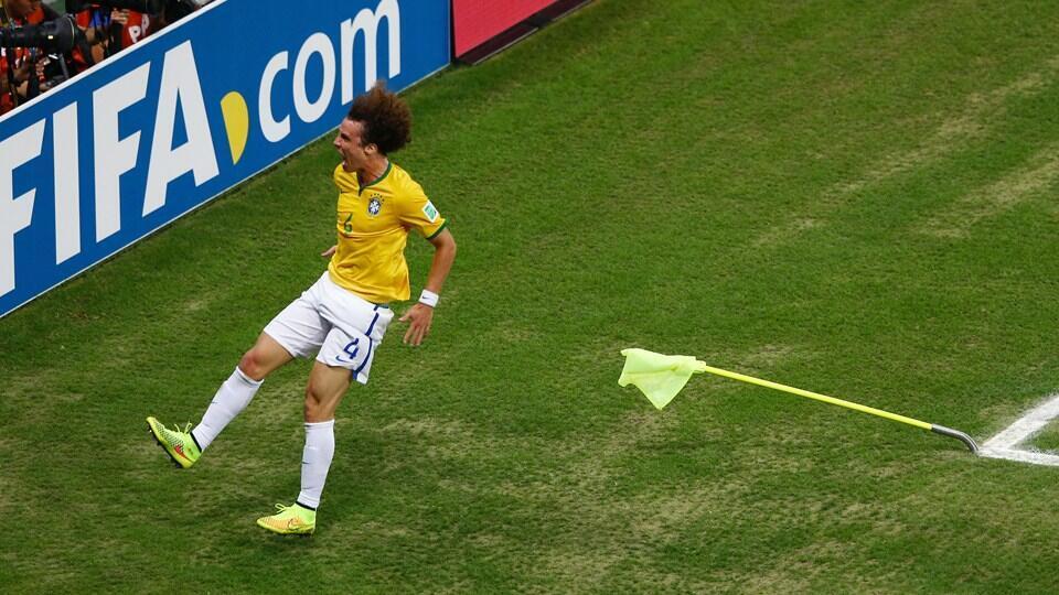 Dan wasan Brazil, David Luiz