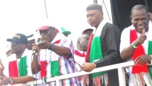 Kotu ta soke takarar Jimoh Ibrahim na PDP tare da maye gurbinsa na Jegede a zaben Gwamnan