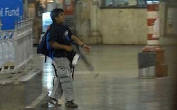 Mohammad Ajmal Amir Qasab, mtuhumiwa wa mashambulizi ya mjini Mumbai, India