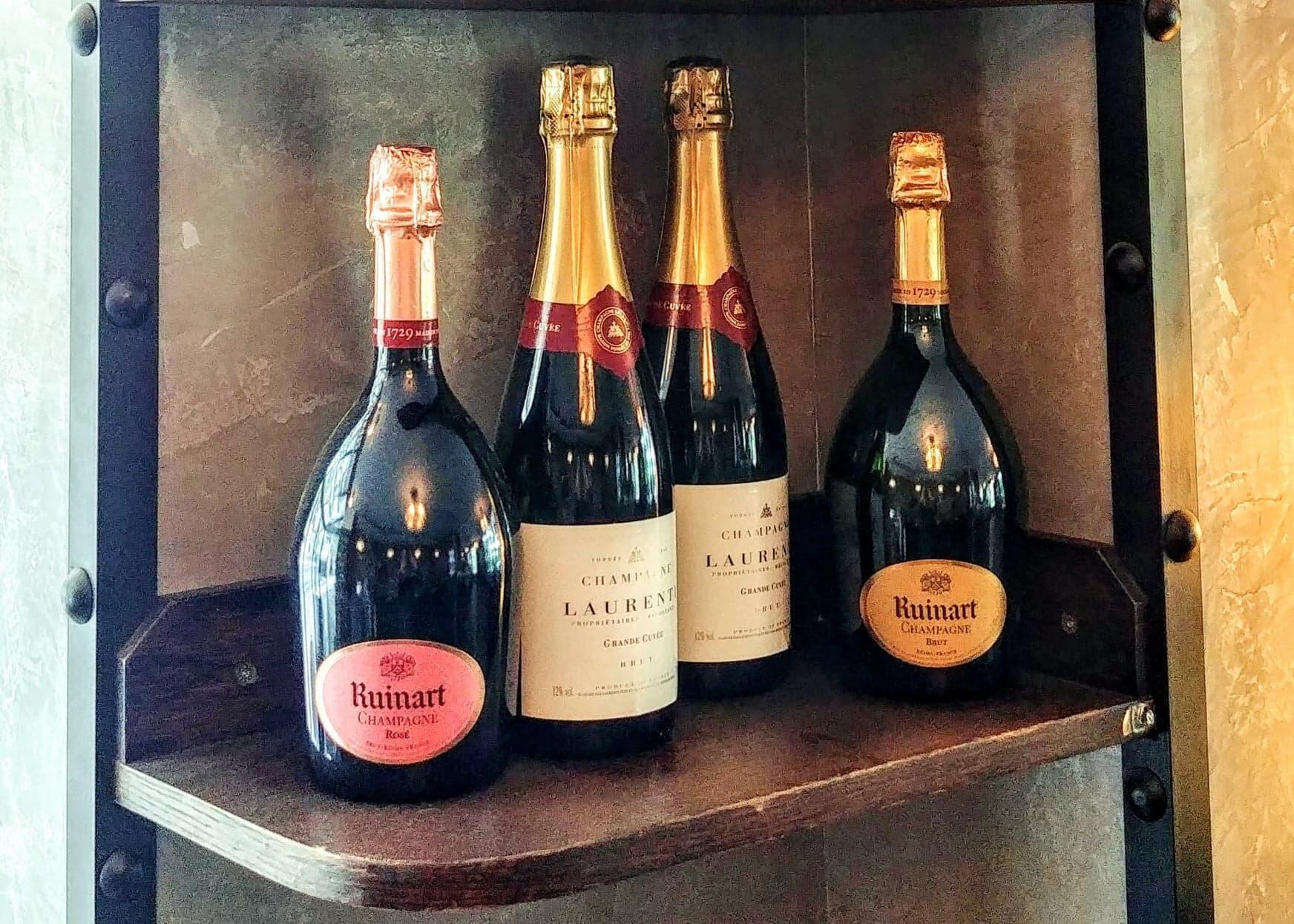 Thời tiết vùng Champagne tương đối ổn định, không bị xáo trộn như vùng Bordeaux hay Var