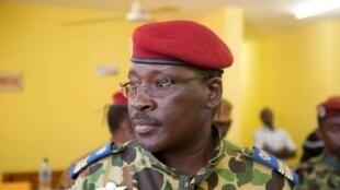 Laftal Kanal Yacouba Isaac Zida shugaban Hafson sojin Burkina Faso