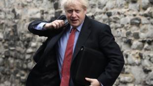 Boris Johnson a été désigné chef du Parti conservateur britannique, ce mardi 23 juillet.