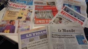 Diários franceses 24.07.2017