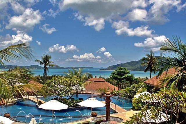 Nhiều khách sạn và khu nghỉ dưỡng (resort) ở Phuket, Thái Lan đang được rao bán vì bị khủng hoảng Covid-19 tác hại năng nề. Ảnh minh họa.